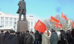 Митинг в Одинцово (07.11.2015)