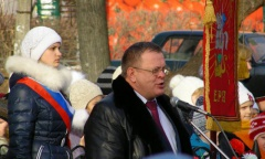 Митинг в Верее (19.01.2015)