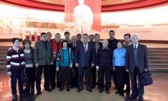«Вечно живой Ильич». В Горках Ленинских прошли памятные мероприятия (21.01.2015)