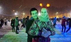 День Студента в Сергиевом Посаде (25.01.2015)