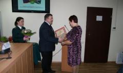 Александр Наумов принял участие в работе итоговой коллегии Домодедовской таможни (28.01.2015)