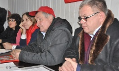 Владимир Кашин остановил голодовку протестующих на ТБО «Лесная» в Серпуховском районе (12.12.2017)