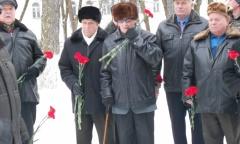 В городском округе Руза прошло мероприятие, посвященное 75-летию окончания Сталинградской битвы (02.02.2018)