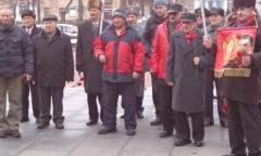 Митинг в Звенигороде (21.02.2015)