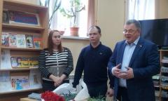 Александр Наумов провел семинар для истринских коммунистов (21.02.2015)