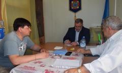 Встреча депутата-коммуниста Александра Наумова с чернобыльцами (03.05.2018)
