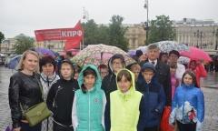 Пионерия и Ленин будут жить всегда в веках! (20.05.2018)