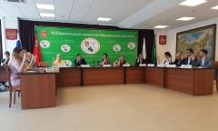 Мособлизбирком зарегистрировал Константина Черемисова для участия в выборах губернатора Подмосковья (12.07.2018)