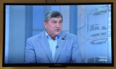 Прошли первые теледебаты (13.08.2018)