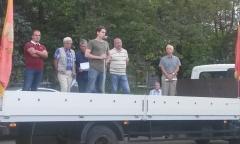 Жуковский на волне протеста… (23.08.2018)