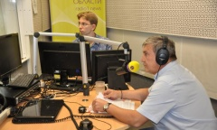 Прошли очередные радио дебаты кандидатов в губернаторы Подмосковья (29.08.2018)