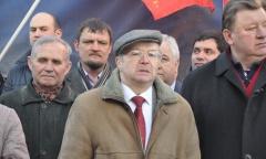 Коммунисты отправили юбилейный 30-ый гуманитарный конвой в Новороссию (18.03.2015)