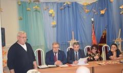 Состоялось общее торжественное Собрание Домодедовского ГК КПРФ, посвященное 100-летию ВЛКСМ (24.10.2018)