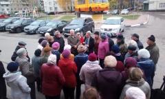 В Ликино-Дулево состоялось заседание Совета депутатов (25.10.2018)