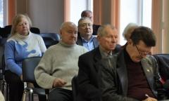 Состоялось Совещание-семинар с председателями КРК партийных отделений Московской области (21.11.2018)