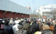 Митинг в Одинцово (28.03.2015)