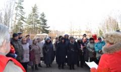 Митинг в Талдоме (28.03.2015)