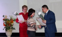 Юрий Журкин выступил с отчетным Докладом о проделанной работе (24.03.2015)