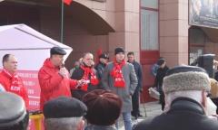Митинг в Истре (29.03.2015)