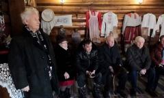 Помним о встрече Ленина с крестьянами в Горках (09.01.2019)