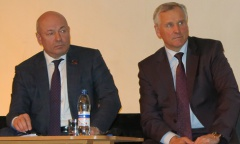 Глава города Протвино отчитался об итогах работы (31.03.2015)