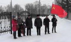 День Красной Армии и Флота в Наро-Фоминске (22.02.2019)