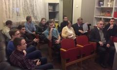 В Королёвском горкоме КПРФ обсудили пути выхода из социально-экономического кризиса (13.02.2019)
