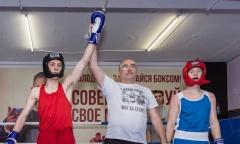 В деревне Ликино состоялся детский боксерский турнир (16.03.2019)