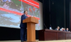 В Подмосковье открылся семинар-совещание руководителей комитетов региональных отделений КПРФ (29.03.2019)