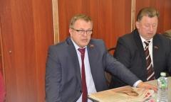 Владимир Кашин встретился с жителями Щелково (16.04.2015)