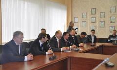 Визит председателя ЦК КПРФ  Геннадия Зюганова в Королев (17.04.2015)