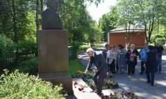 Александр Наумов принял участие в праздновании Международного дня музеев в Подольске (18.05.2019)