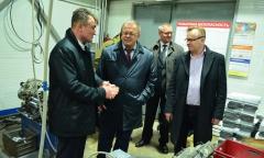 Александр Наумов встретился с избирателями города Щелково (23.04.2015)