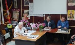 Александр Наумов посетил с рабочим визитом г.о. Клин (26.06.2019)