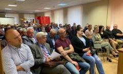 Состоялся второй этап 48-й отчетно-выборной Конференции МК КПРФ (29.06.2019)