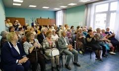 В Черноголовке отпраздновали День пожилого человека (03.10.2019)