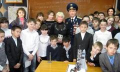 День космонавтики в г. Орехово-Зуево (24.04.2015)