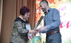 Клинские коммунисты приняли участие в праздновании Дня учителя (07.10.2019)