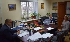 Александр Наумов провёл приём граждан в Ленинском городском округе (20.10.2019)