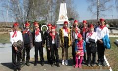 «Вахта памяти - 2015» (28.04.2015)
