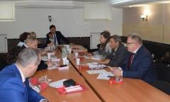 Александр Наумов принял участие в заседании Центрального Совета ООО «Дети войны» (25.10.2019)