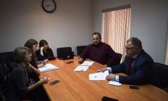 Александр Наумов встретился с инициативной группой, выступающей против цифровизации в сфере образования (27.10.2019)
