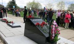 Военно-историческая реконструкция битвы под Москвой (04.05.2015)