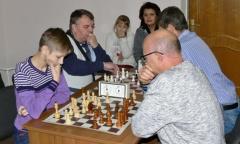 Шахматный турнир в честь 102-й годовщины Великой Октябрьской социалистической революции (09.11.2019)