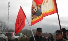 Митинг на Скирмановских высотах (12.11.2019)