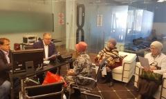 Александр Наумов: Мы, депутаты, избраны народом для защиты прав простых граждан – в этом наша работа! (25.11.2019)