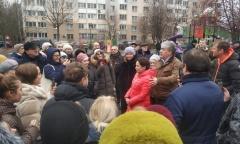 Провокация на встречах с Павлом Грудининым (08.12.2019)