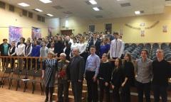 Коммунисты провели Урок мужества в гимназии Королёва (16.12.2019)