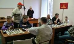 Шахматный турнир, посвящённый 140-й годовщине со Дня рождения И.В. Сталина (22.12.2019)