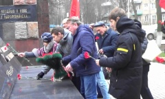 День освобождения Наро-Фоминска от немецко-фашистских захватчиков (26.12.2019)